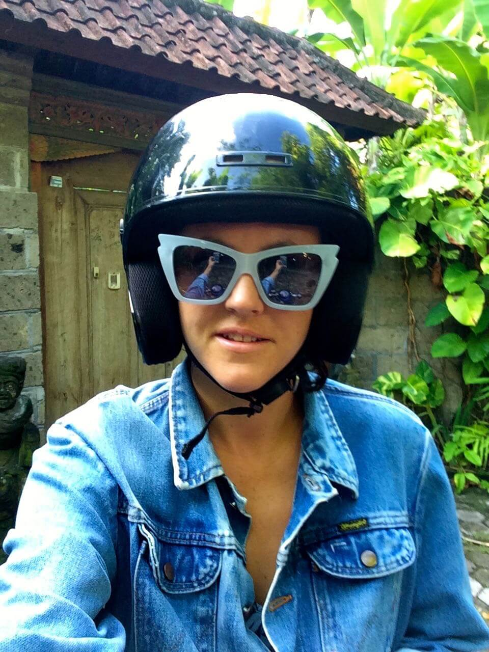 What I learned about life while riding a motorbike in Bali